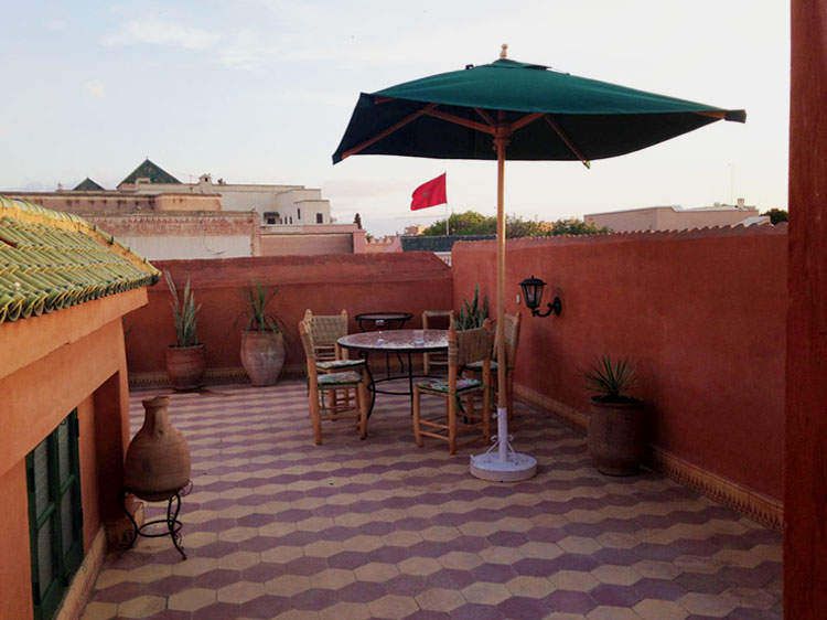 Marrakech_Roof