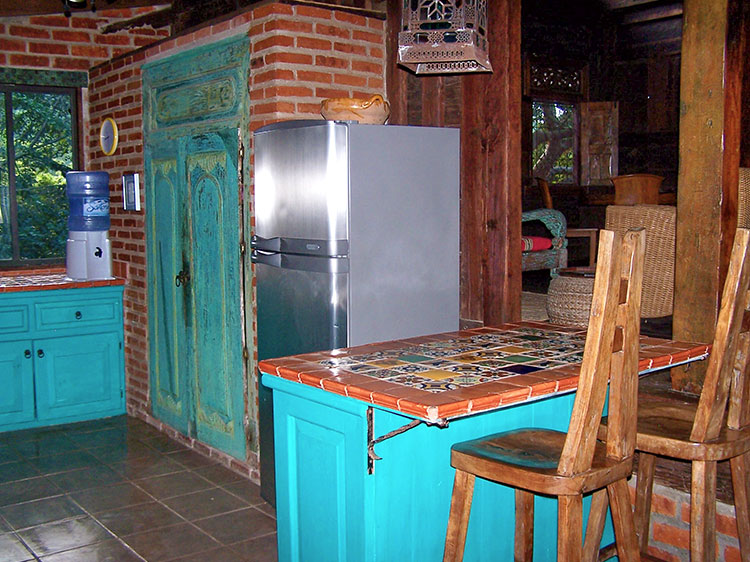 Bali House Kitchen Area